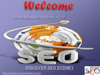 Search Engine Optimisation | Discover SEO Sydney