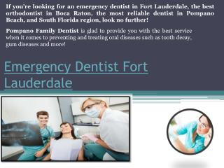 south Florida Dentist