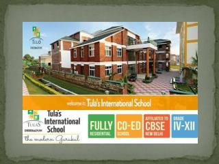 Best Boarding School in India