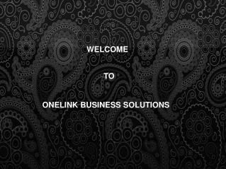 Customer Call Centers Service By OneLink Business Solutions