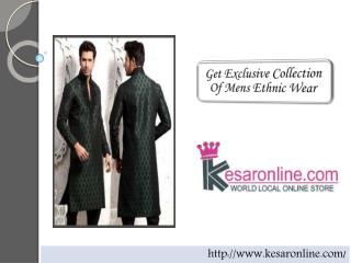 Mens Ethnic Wear Online