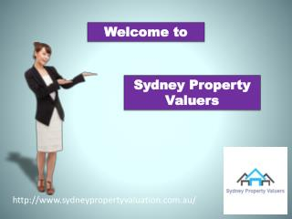 Sydney Property Valuers for home valuation