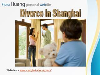 Hire Divorce Lawyer in China and Avoid Troubles
