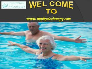 Private Physiotherapy