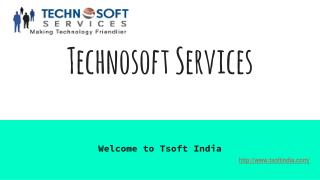 Welcome to Tsoft India