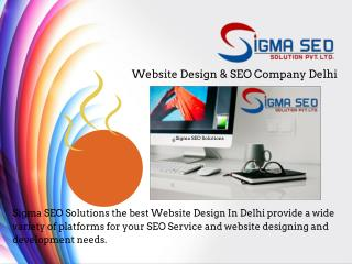 Website design and seo company delhi