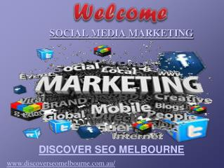 Best Social Media Marketing Strategy and Services Melbourne