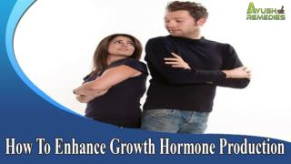 How To Enhance Growth Hormone Production And Boost Height Safely?