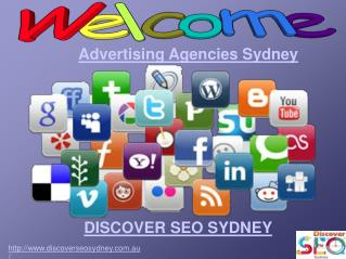 Advertising Agencies Sydney by Discover SEO Sydney