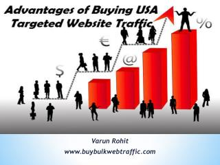 Advantages of Buying USA Targeted Website Traffic
