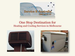 One Stop Destination for Heating & Cooling Services in Melbourne