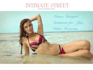 Designer Swimwear for Women at Intimatestreet