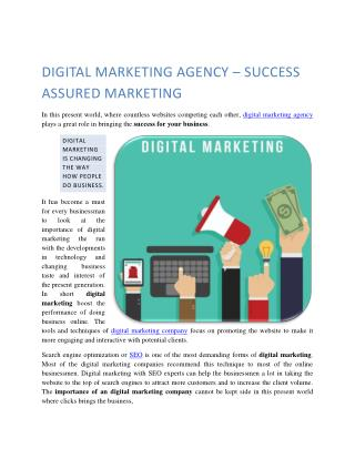 Decode Digital marketing agency