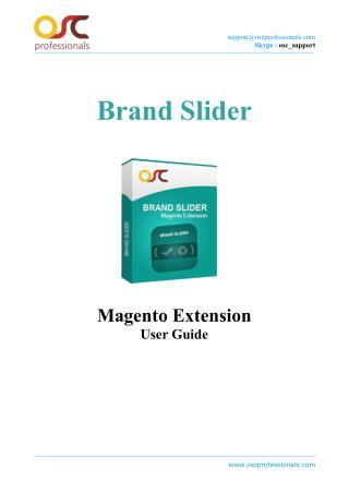 Brand Slider