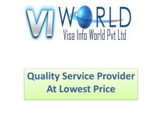 Website Development Company in Noida India-visainfoworld.com