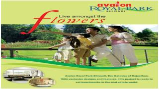 Avalon Royal Park Bhiwadi Luxury Within Price