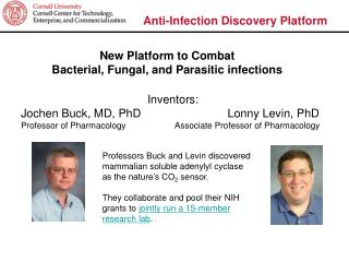 Anti-Infection Discovery Platform
