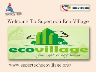 Supertech Eco Village