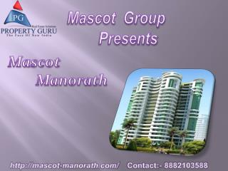 Mascot Manorath 2/3 Bhk Luxury Flats at Noida Extension