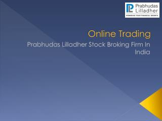 Online Trading