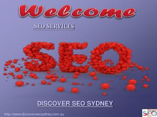 The Best SEO Services by Discover SEO Sydney