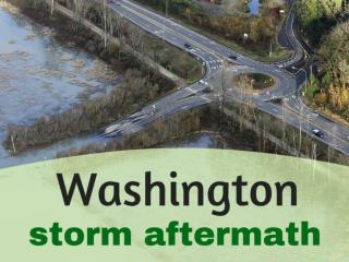 Washington storm aftermath