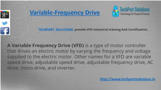 Best Industrial Variable-Frequency Drive  training centre in Pune