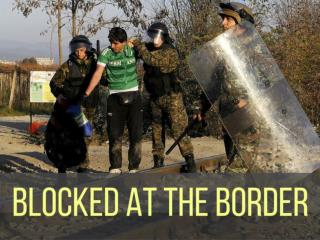 Blocked at the border