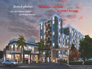 Nirmaann Serrene at NIBM Annexe Pune