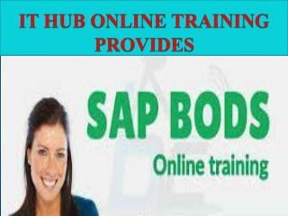 SAP BODS ONLINE TRAINING and TUTORIALS IN INDIA USA UK CANADA