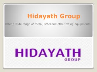 Hidayath Group