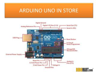 Buy Arduino In Store by ROBOMART