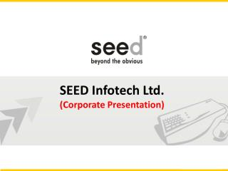 SEED Corporate Global_Presentation