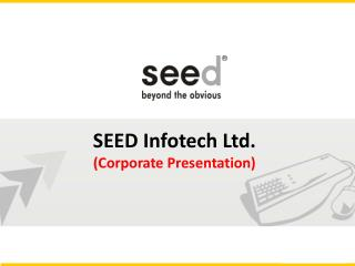 SEED Corporate Global Presentation PDF