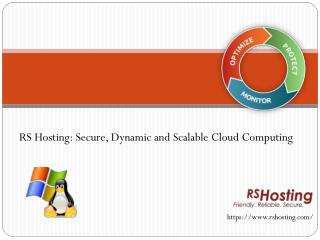 Hosting services provided by RS Hosting