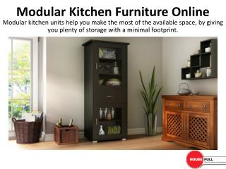 Modular Kitchen Furniture Online