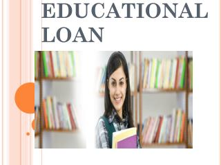 How to get an Education Loan in India