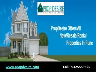 PropDesire In Pune