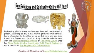 Buy God Idols Gifts Online at Best Price In India