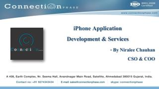 iOS, iPhone, iPad Application Development Company India