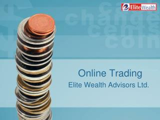 ONLINE TRADING IN INDIA