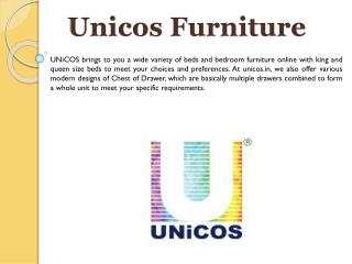 Chest of Drawers, Buy Chest of Drawers Online in Delhi at Best Prices - UNiCOS