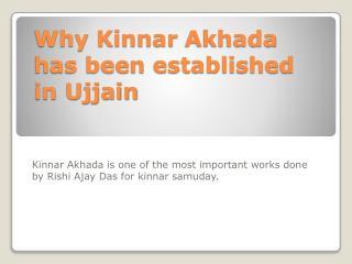 Kinnar Akhada in Ujjain