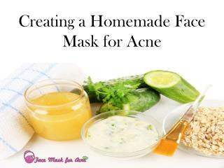 Face Mask Recipes