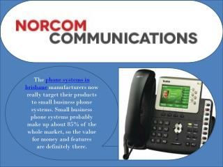 Business And Office Phone Systems In Brisbane