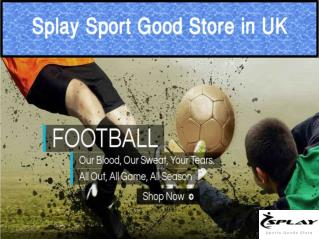 Buy Online Sports Good Store in Birmingham UK
