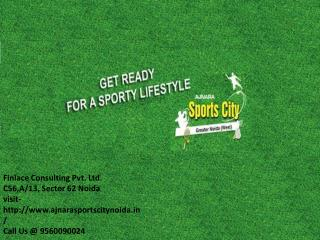 Ajnara Sports City Apartments Greater Noida West Call@ 9560090024