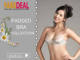 online bra sale at fabsdeal