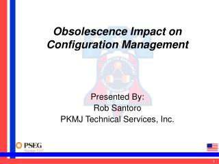 Obsolescence Impact on Configuration Management