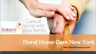 Home Care Manhattan